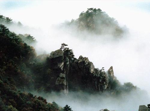 鄂州到庐山风景区
