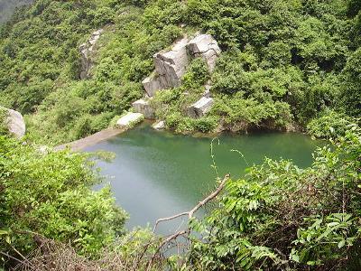 庐山图片 剪刀峡风景区图片  时间:2010年1月21日