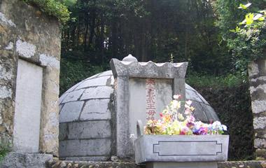 九江县旅游景点:岳母墓风景区